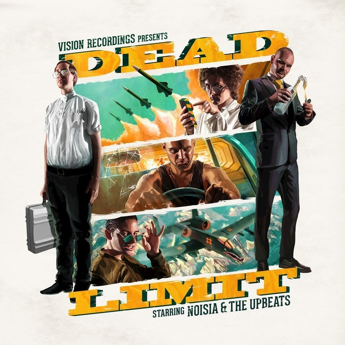 Dead Limit - Noisia & The Upbeats