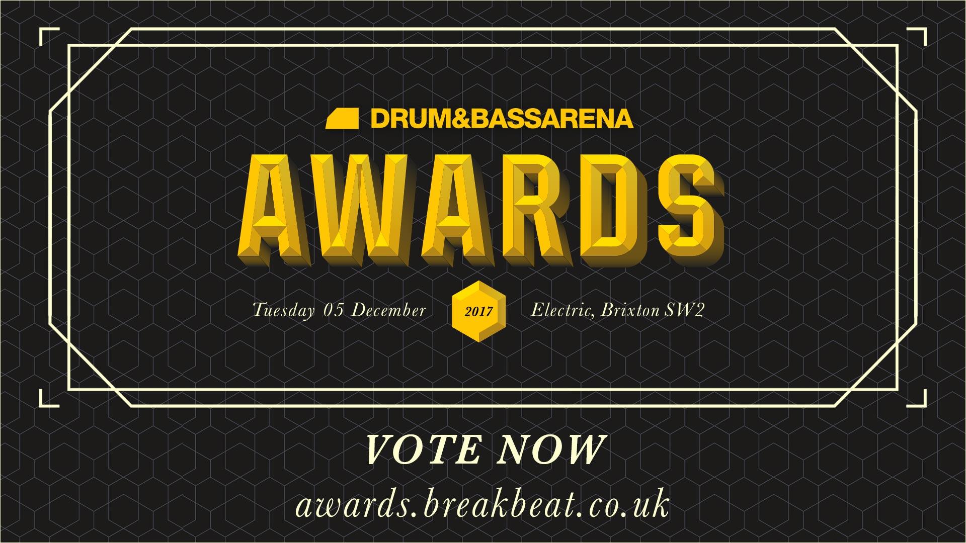 save the date drum bassarena awards 2017 confirmed for 05 december. Black Bedroom Furniture Sets. Home Design Ideas