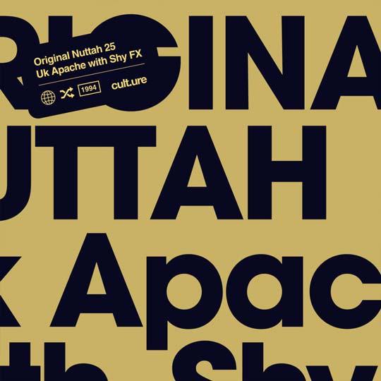 Original Nuttah 25 (Chase & Status Remix Feat. Irah)